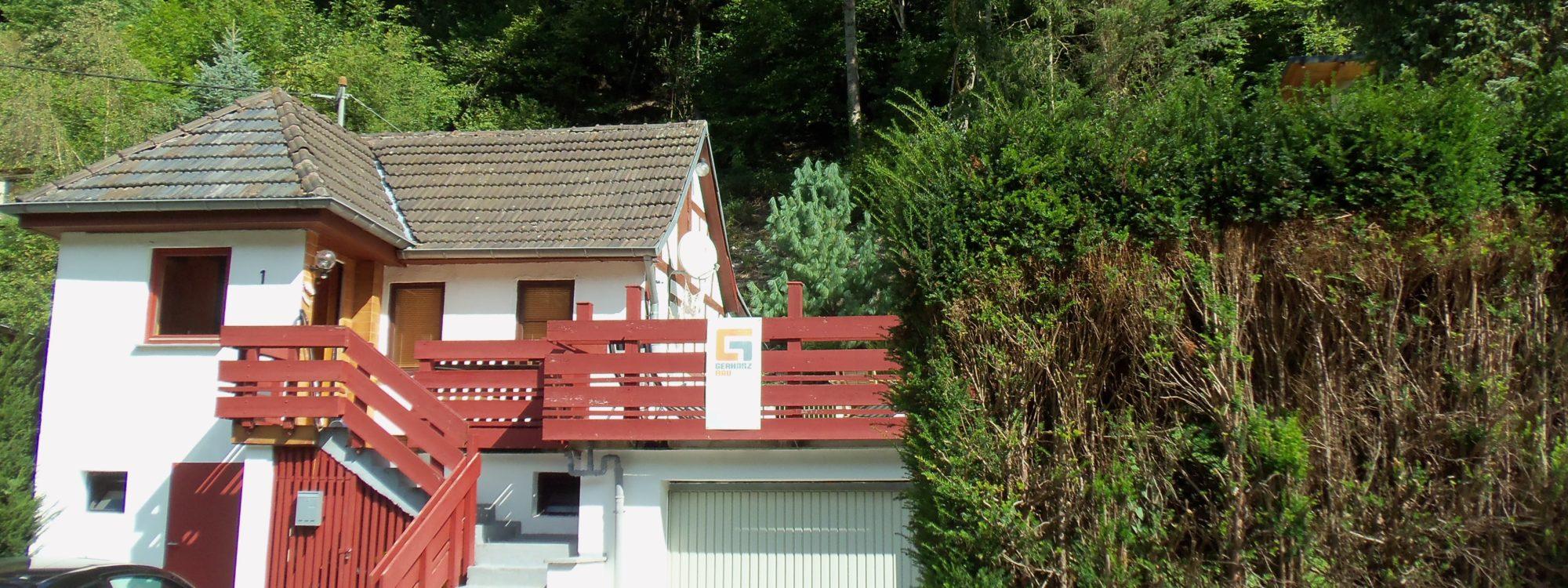 Anglerparadies – Gemütliches Haus, zwischen Waldrand und der Lahn