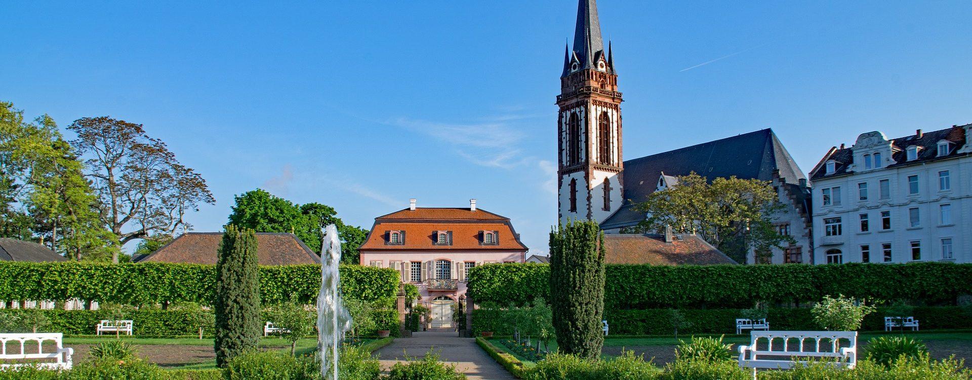Geräumige Büro- oder Praxisräume in guter Lage in Darmstadt-Steinbergviertel