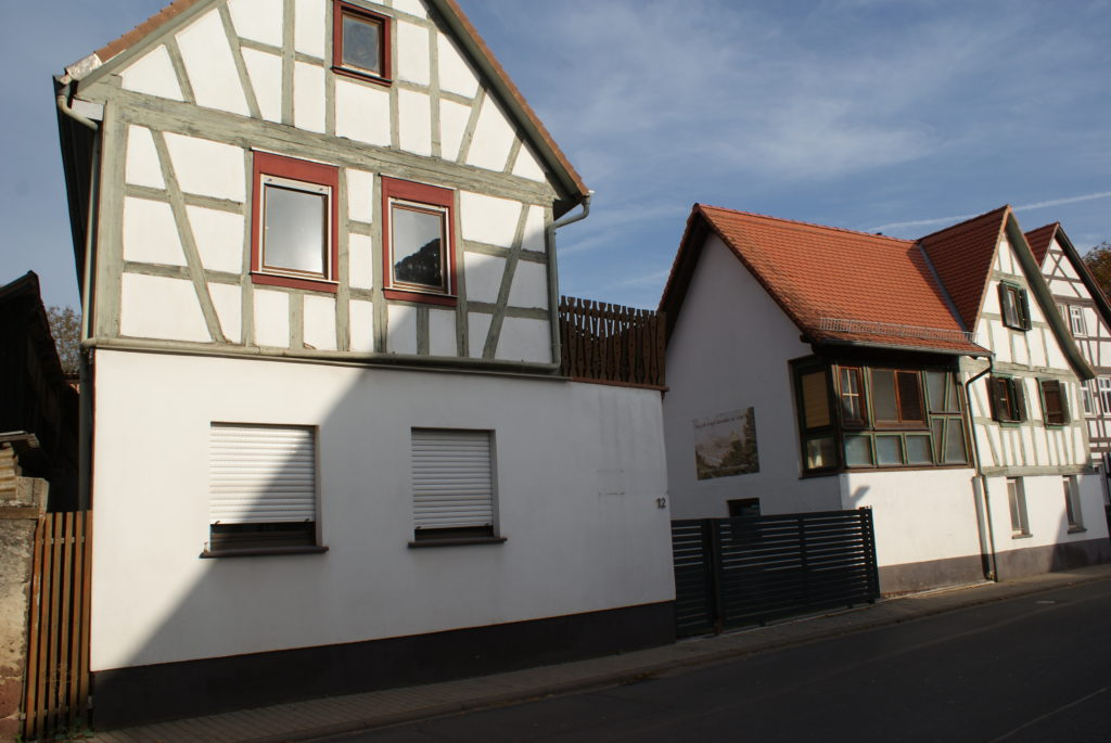 Wohn- Gewerbe – Hof mit Ausbaupotential