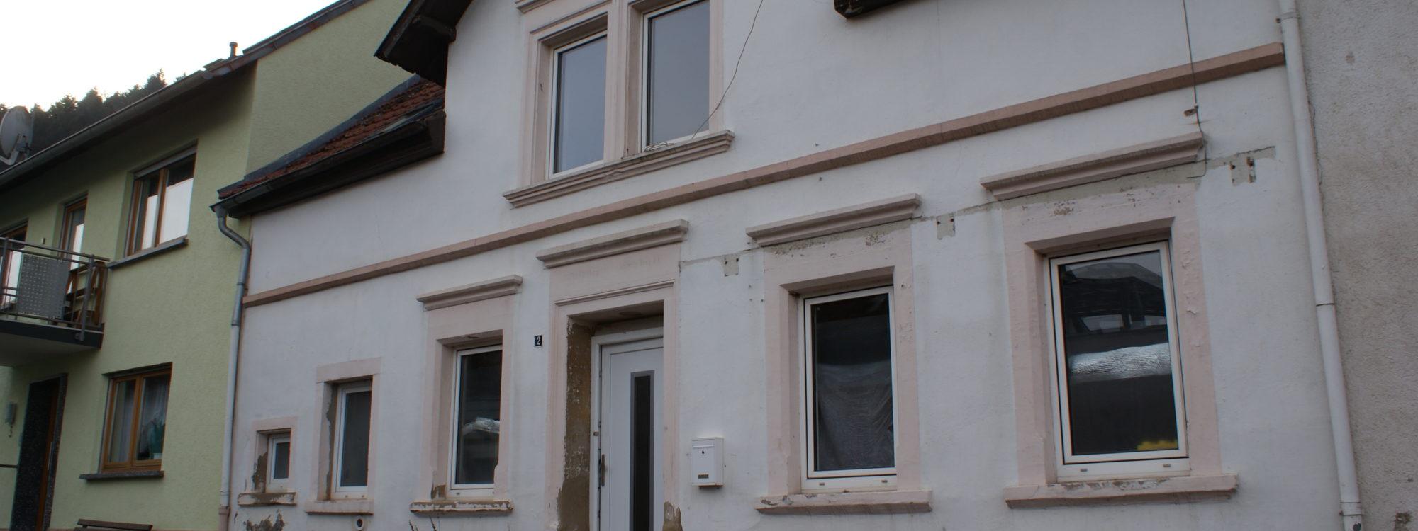 Geräumiges Einfamilienhaus – ideal für Handwerker