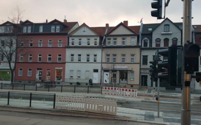 Gepflegtes Wohn- & Geschäftshaus in Erfurt, in guter Lage
